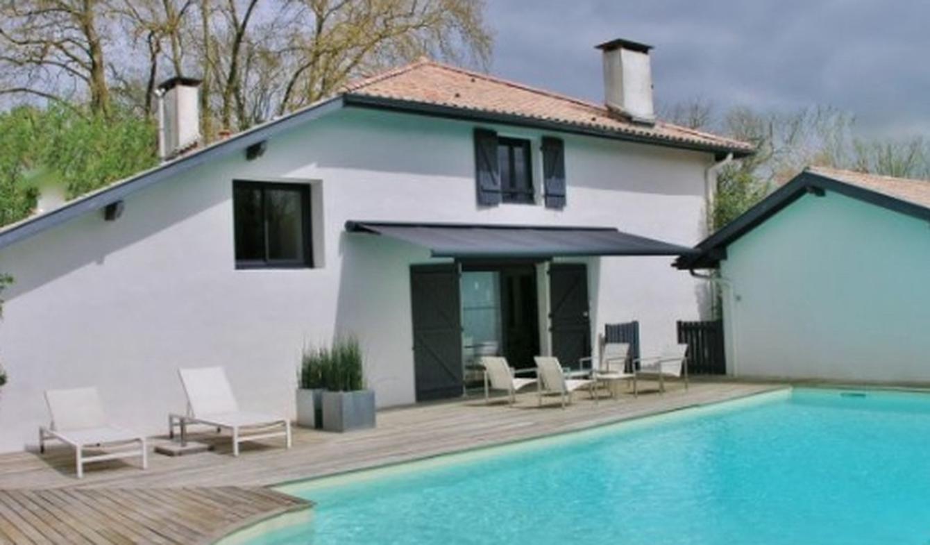 Villa with pool and garden Hossegor