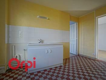 Appartement 3 pièces 50,87 m2