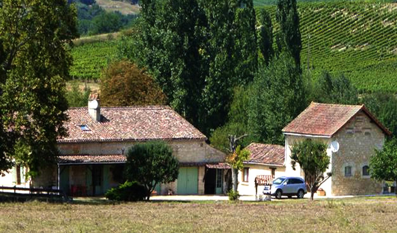 Property with pool and garden Rouffignac-de-Sigoulès