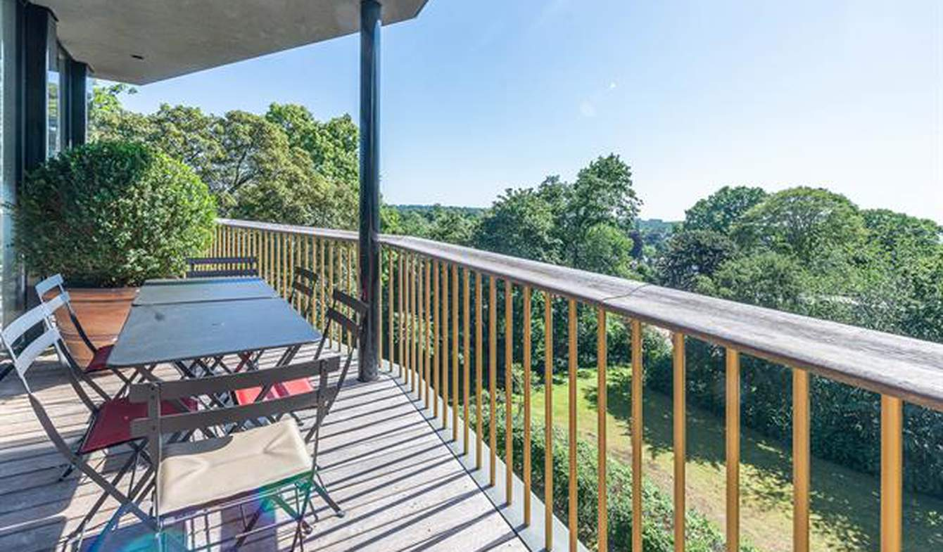 Apartment with terrace Uccle