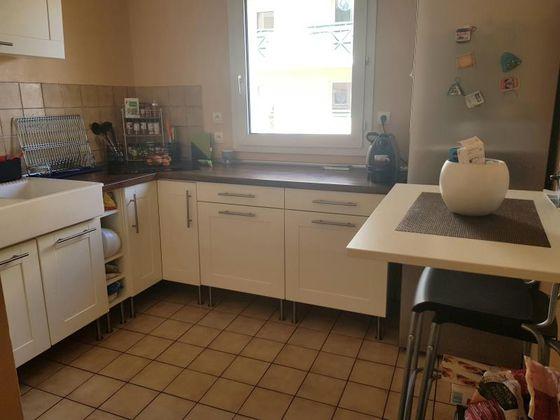 Vente appartement 3 pièces 69,01 m2