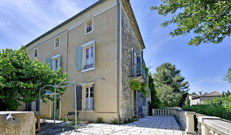House with terrace Brignon