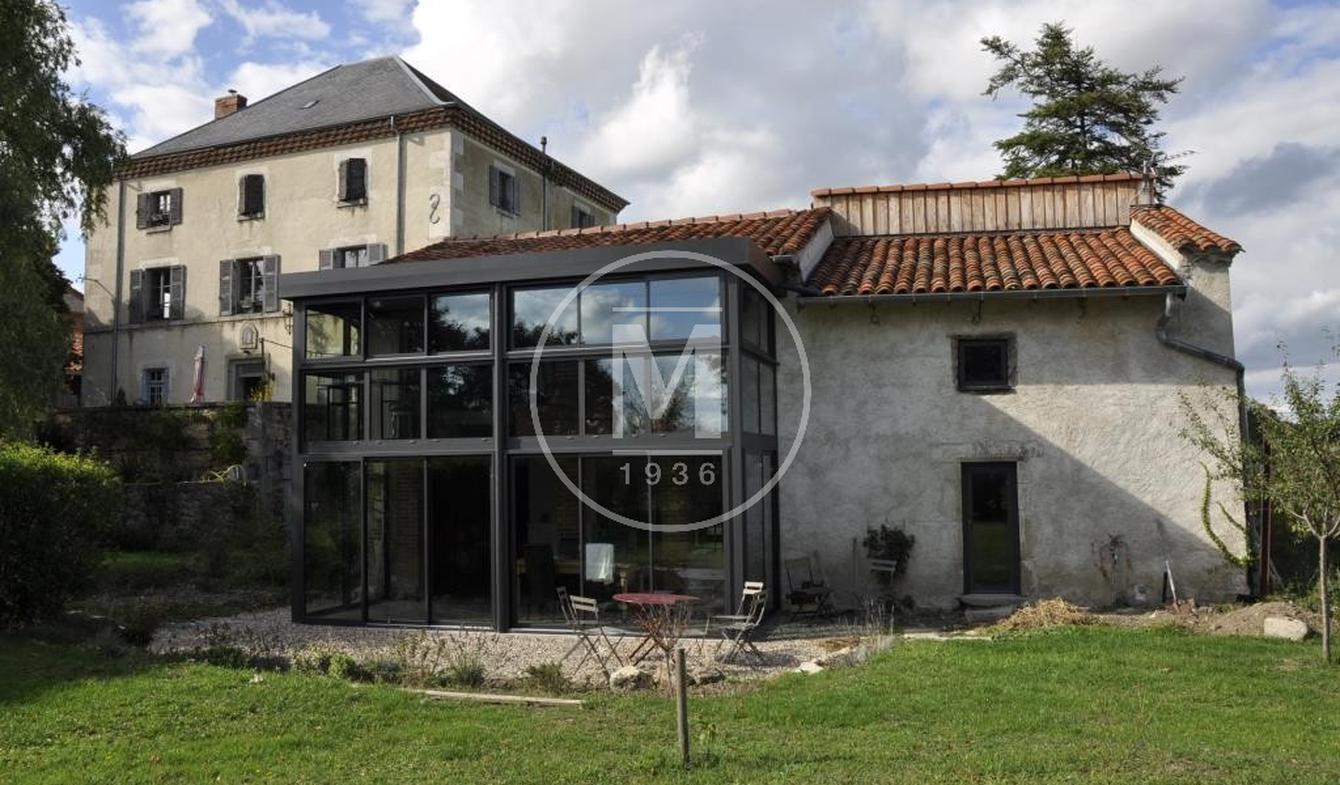 Maison avec terrasse Montbrison