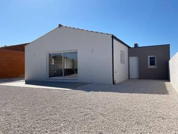 Maison 4 pièces 88,14 m2