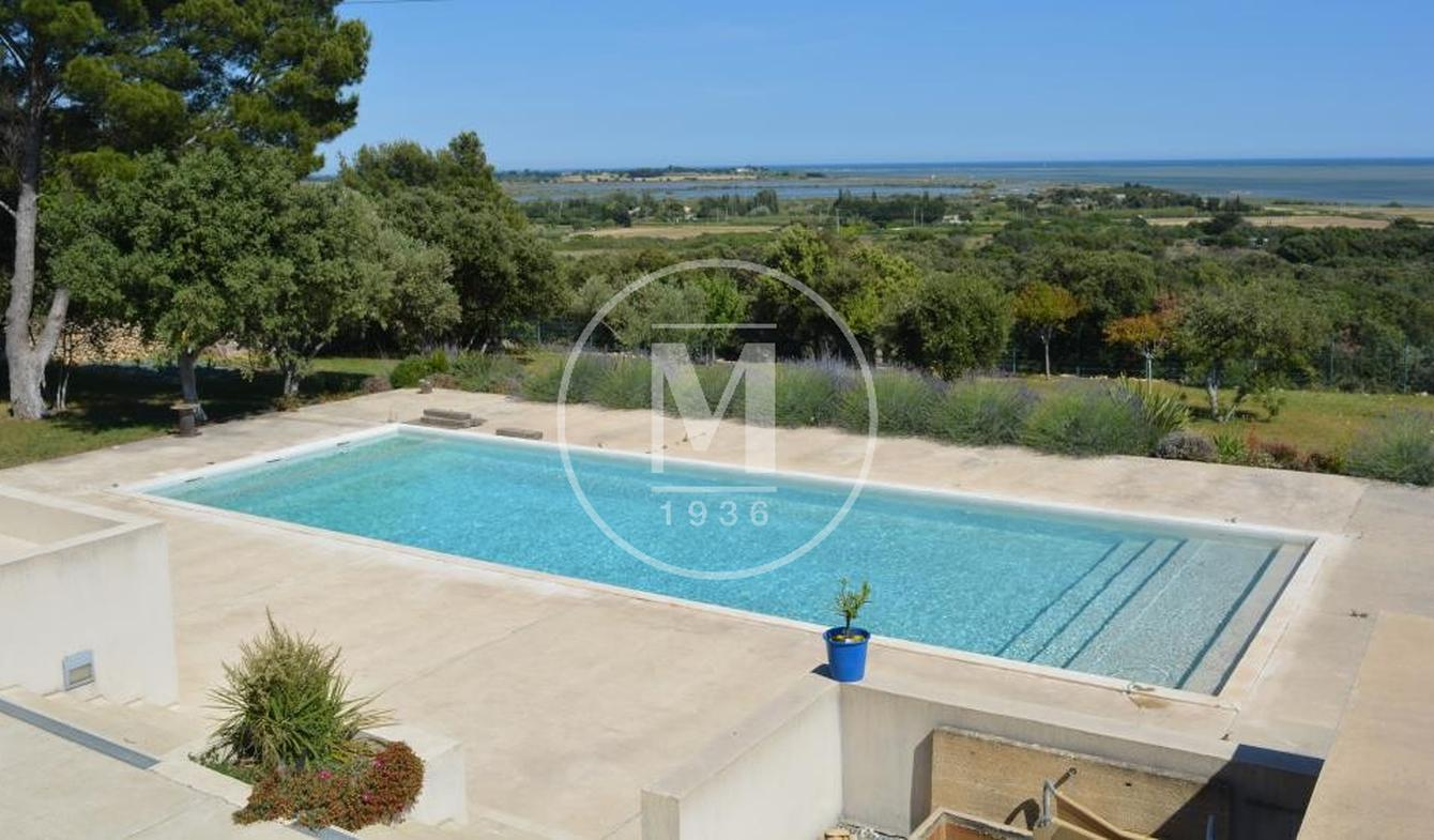Villa with pool Montpellier