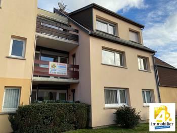 Appartement 3 pièces 71,63 m2