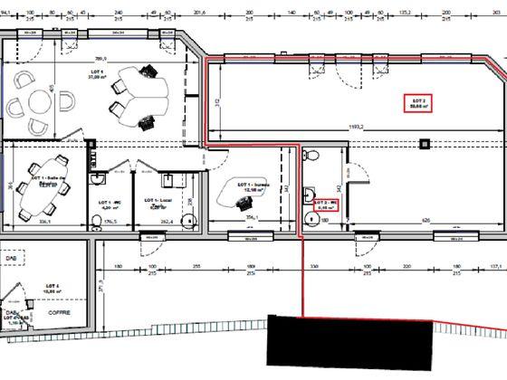 Vente divers 1 pièce 65 m2