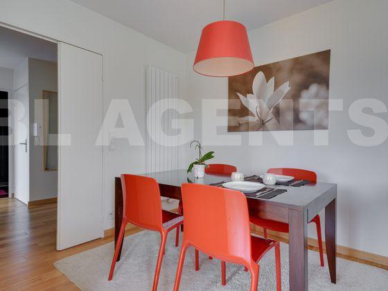 Vente appartement 3 pièces 56,94 m2