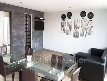 Appartement 4 pièces 84,71 m2