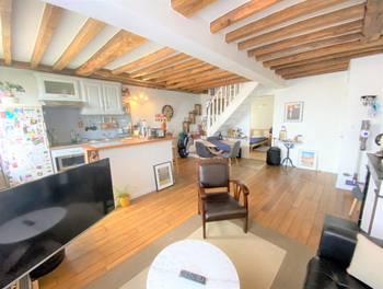 Appartement 2 pièces 38,15 m2