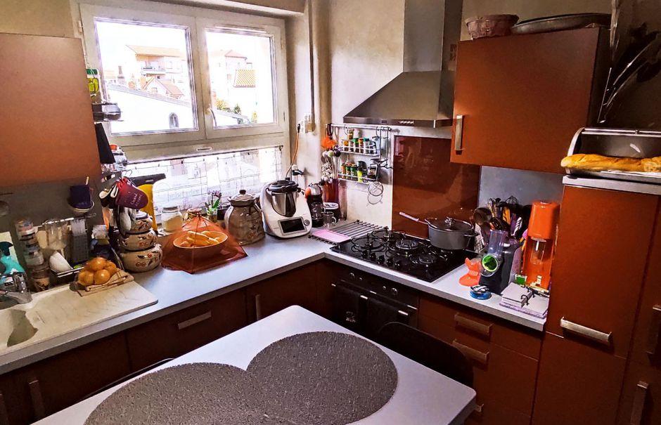 Vente appartement 3 pièces 65 m² à Clermont-Ferrand (63100), 130 000 €