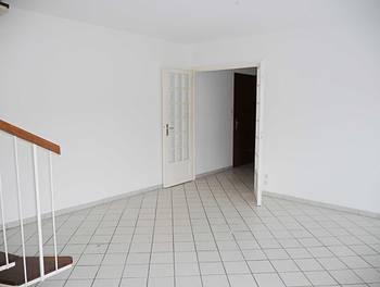 Appartement 4 pièces 91,49 m2