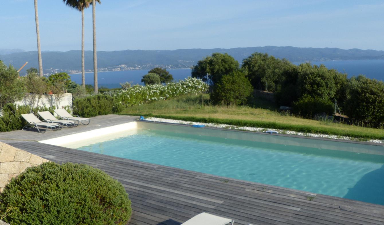 Propriété avec piscine Ajaccio