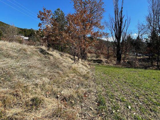 Vente terrain 1742 m2