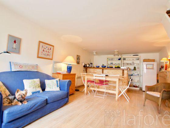 Vente appartement 4 pièces 61,13 m2