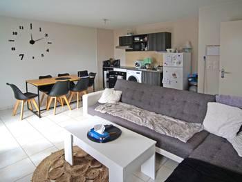 Appartement 2 pièces 44,35 m2