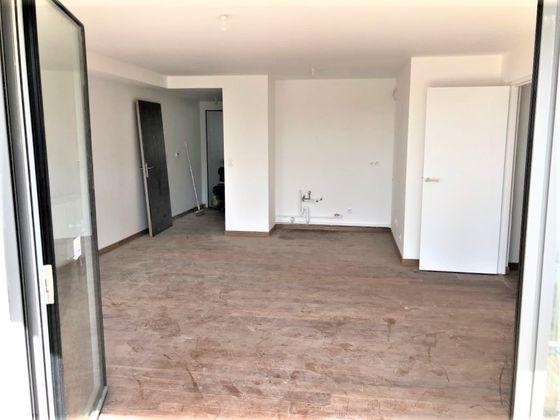 Vente appartement 3 pièces 60,07 m2