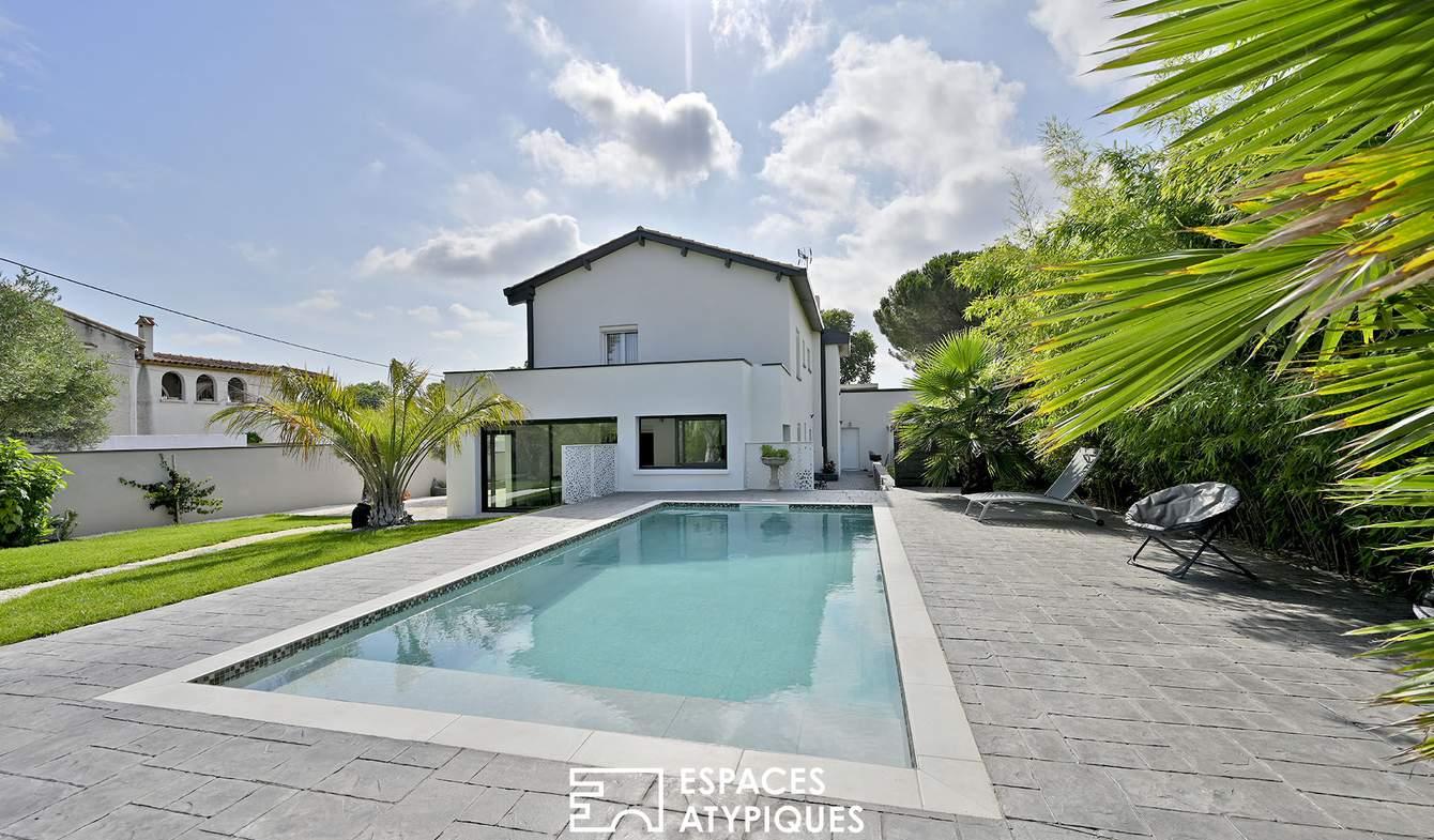 Maison avec piscine et terrasse Saint-jean-de-vedas