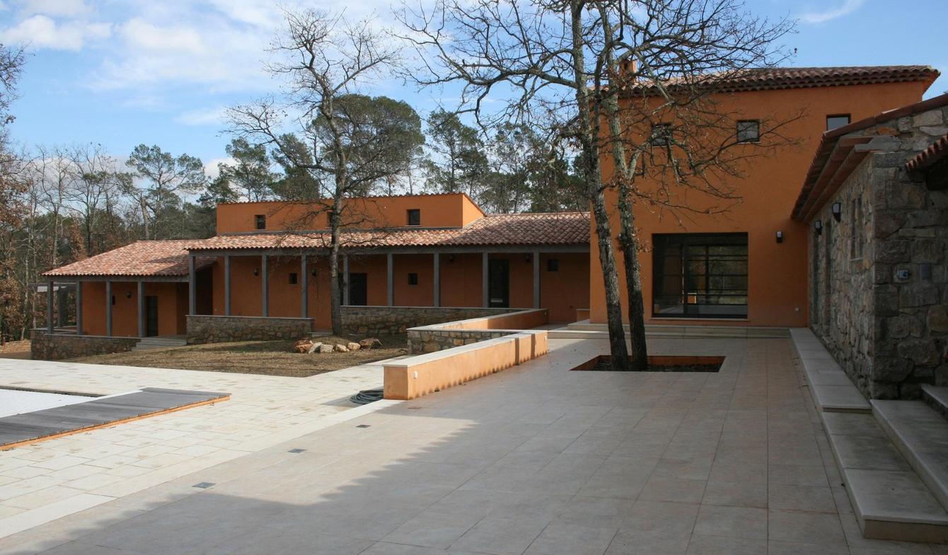 Maison avec piscine et terrasse Seillans