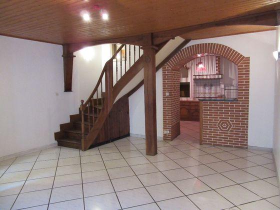 Location maison 4 pièces 76 m2