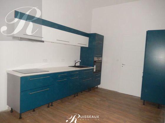 Vente appartement 3 pièces 55,7 m2
