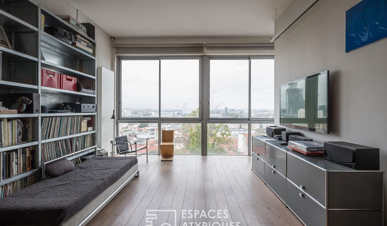 Appartement avec terrasse Ivry-sur-Seine