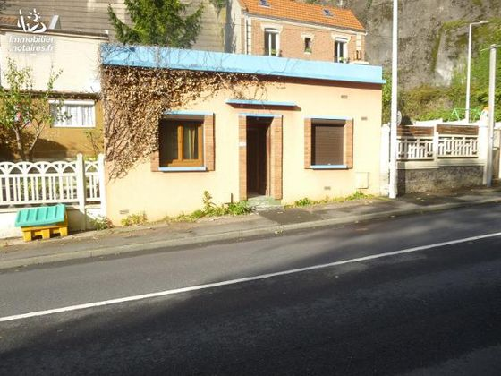 vente Maison 3 pièces 58 m2 Le Havre