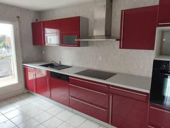 Appartement 4 pièces 74,17 m2