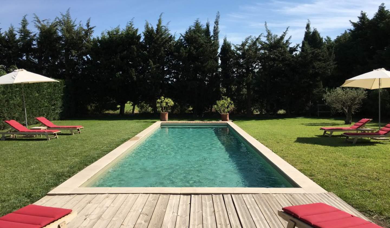 Maison avec piscine Maillane