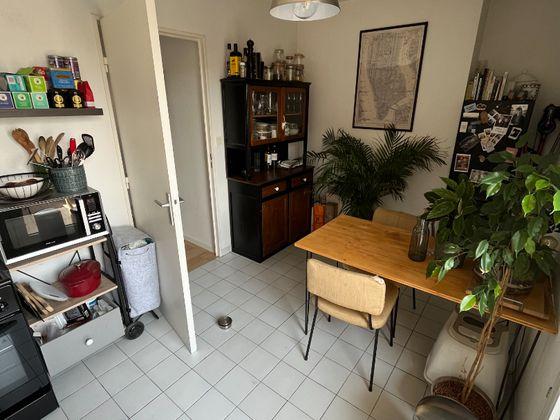 Location appartement 2 pièces 55,53 m2