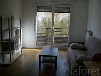 Appartement meublé 2 pièces 39,29 m2