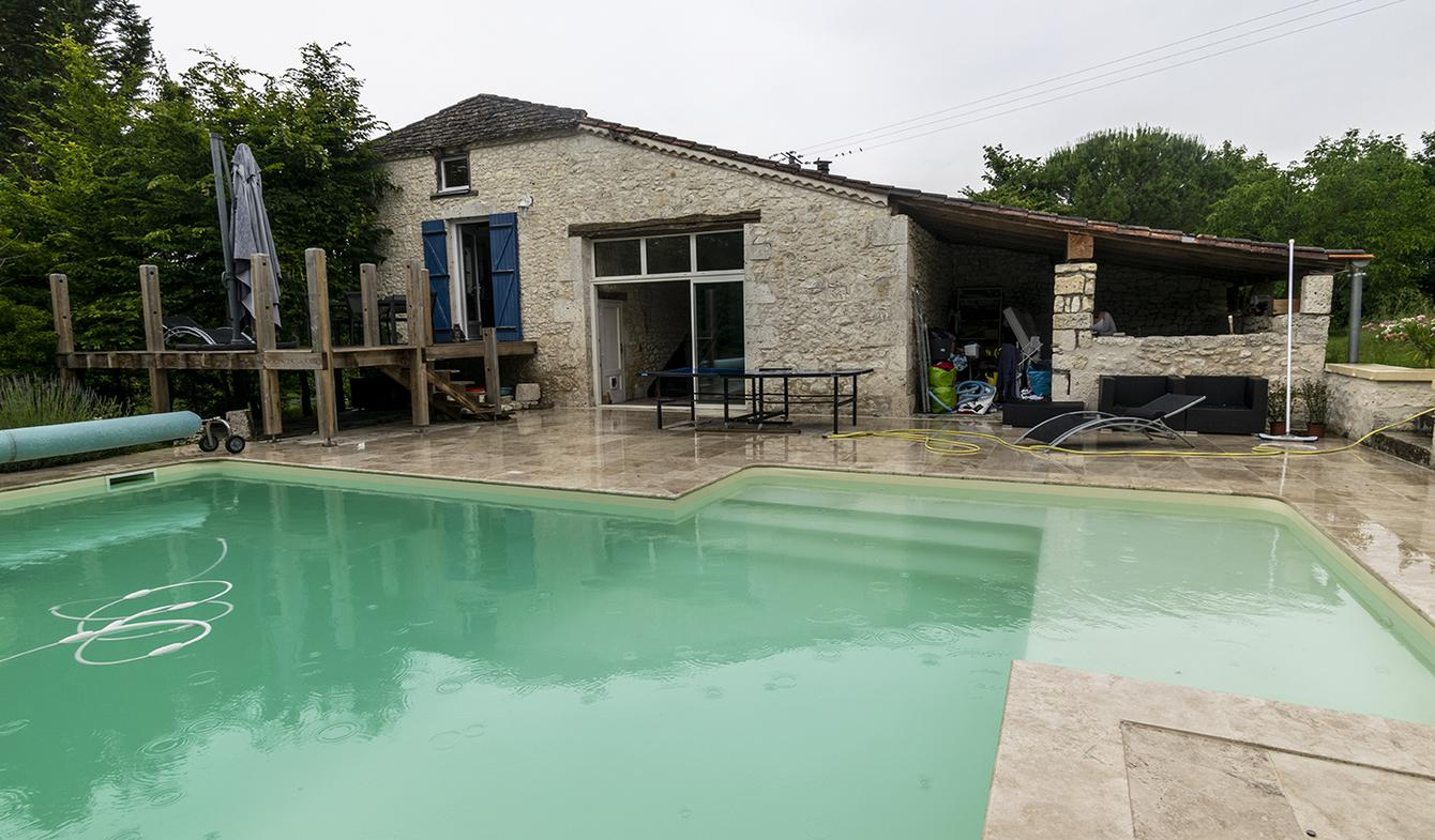 Maison avec piscine et jardin Sadillac