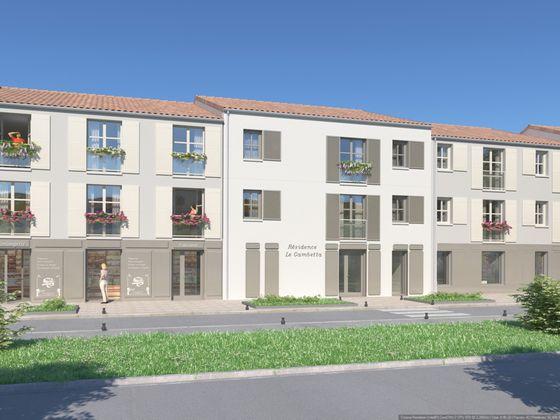 Vente appartement 3 pièces 65,03 m2