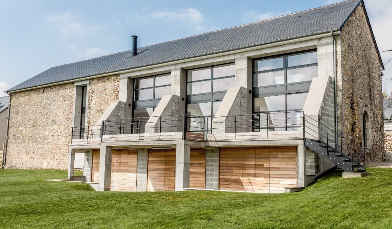 House Bricquebec