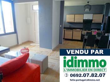 Appartement 5 pièces 82,39 m2