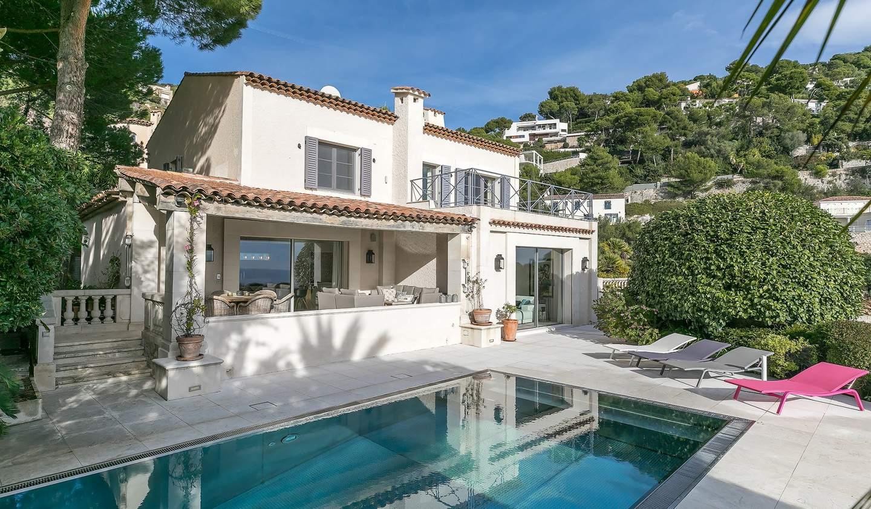 Seaside villa and terrace Villefranche-sur-Mer