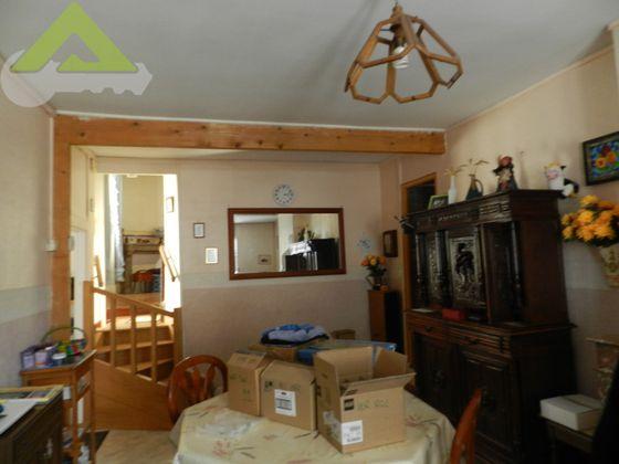 Vente maison 5 pièces 92 m2