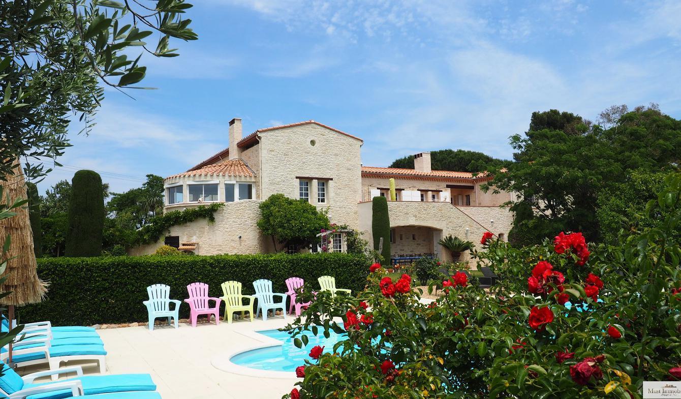 Maison avec piscine et terrasse Cabestany