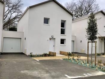 Maison 4 pièces 95,6 m2