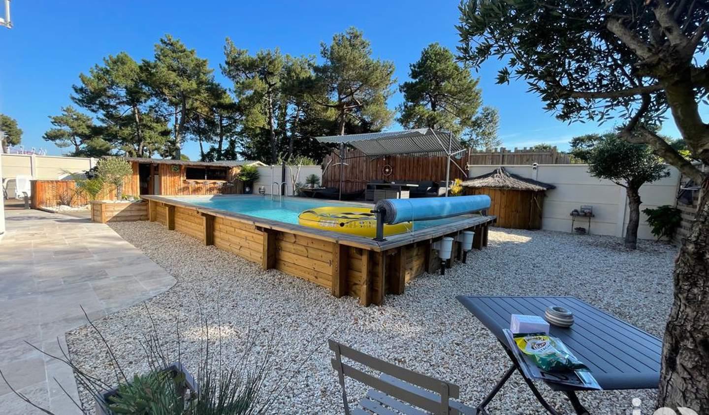 Maison avec piscine et terrasse Les Mathes