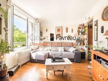 Appartement 2 pièces 57,73 m2