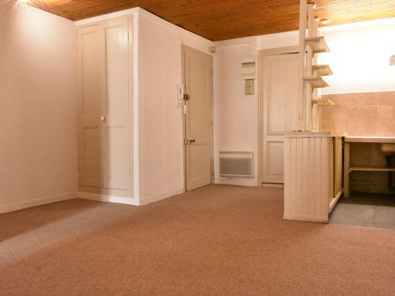 Location studio 43,3 m2