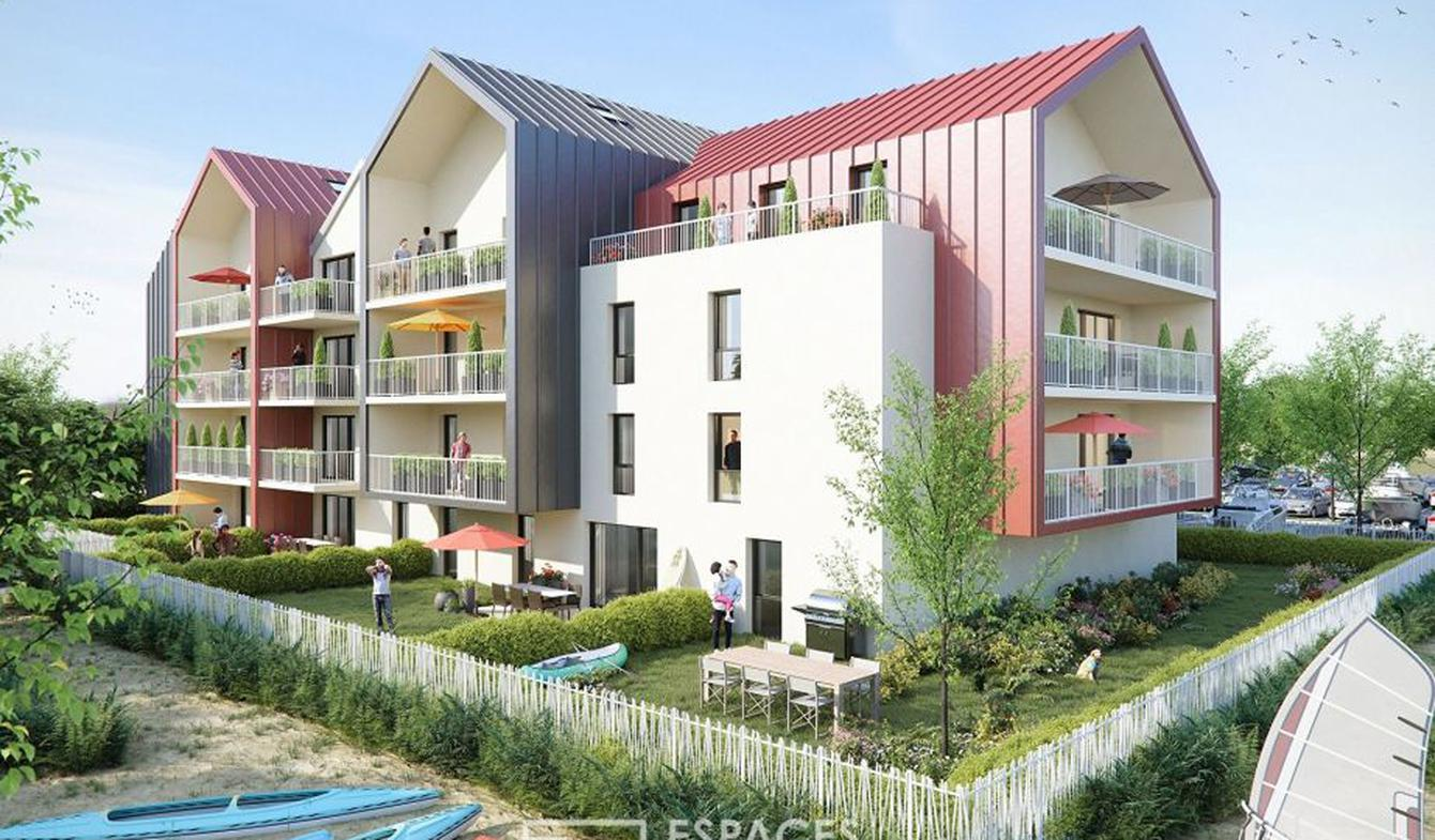 Apartment with terrace Courseulles-sur-Mer