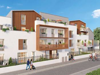 Appartement 2 pièces 43,34 m2