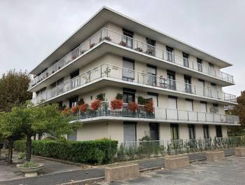 Appartement 2 pièces 58,75 m2