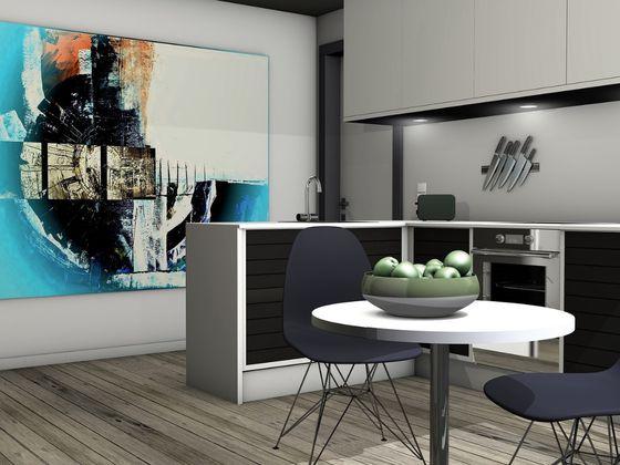 vente Appartement 2 pièces 44 m2 Montpellier