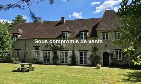 Maison De Luxe Avec Piscine Fontainebleau A Vendre