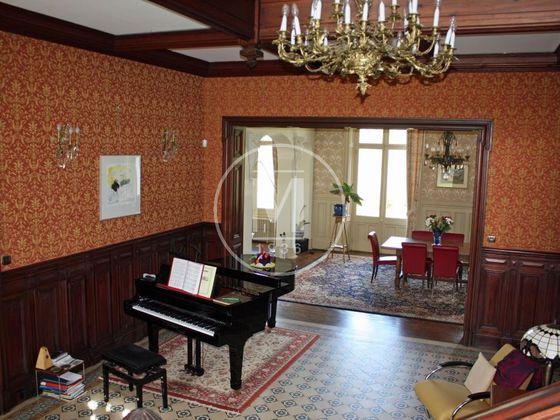 Vente manoir 17 pièces 490 m2
