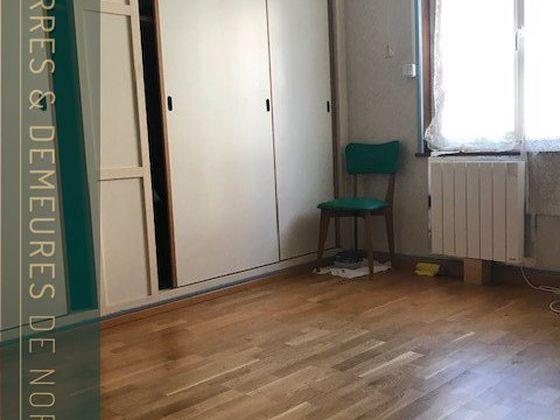 Vente maison 6 pièces 72 m2