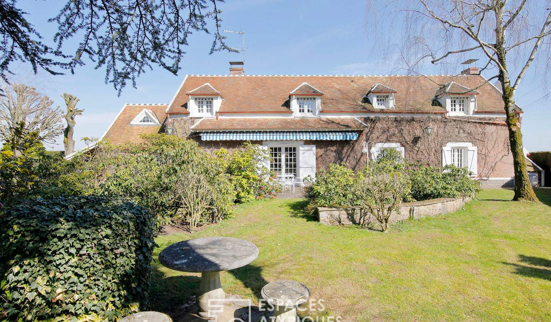 Maison avec piscine et terrasse Brie-Comte-Robert